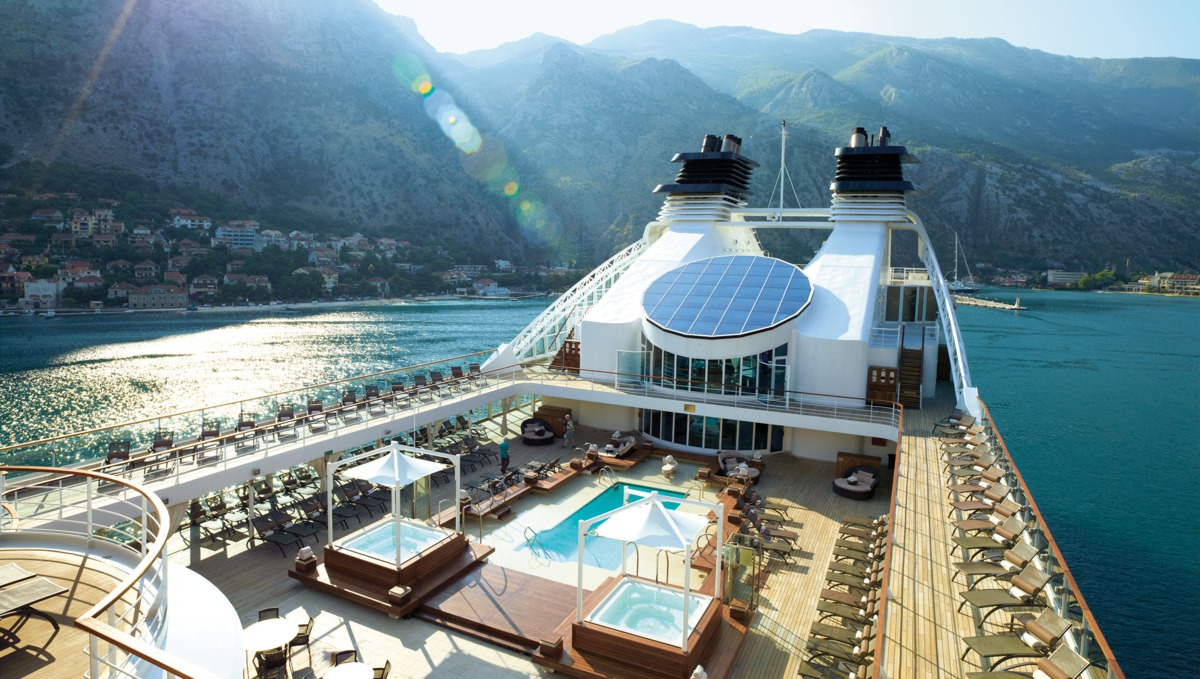 What is a luxury cruise mundy cruising for High end cruise lines