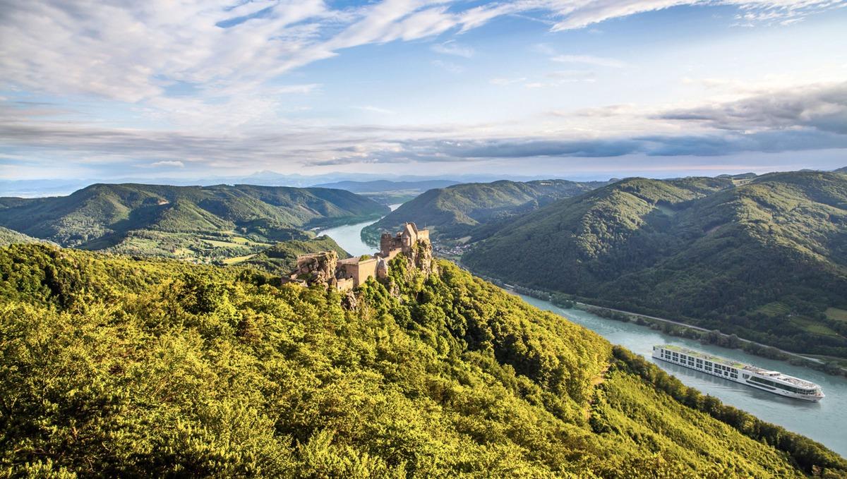 Scenic Jasper in the Wachau Valley