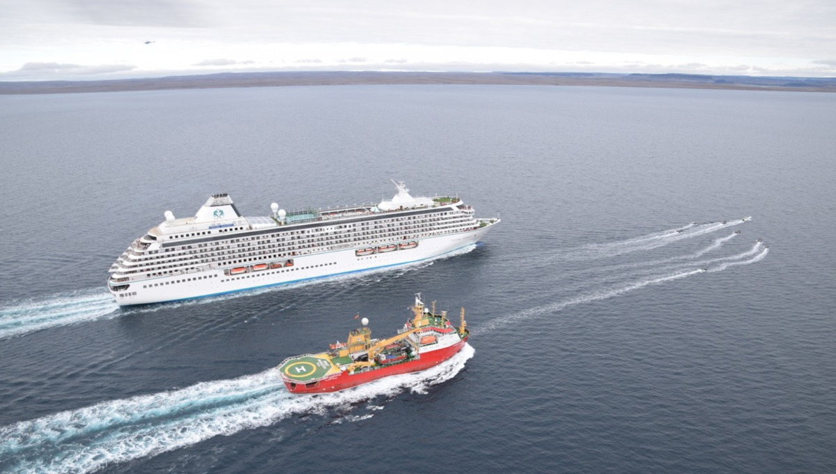Crystal Cruises returns to the Northwest Passage in 2017