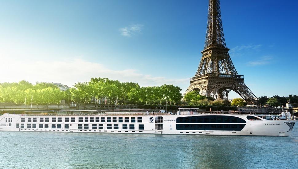 Uniworld Boutique River Cruise Collection - S.S. Joie de Vivre