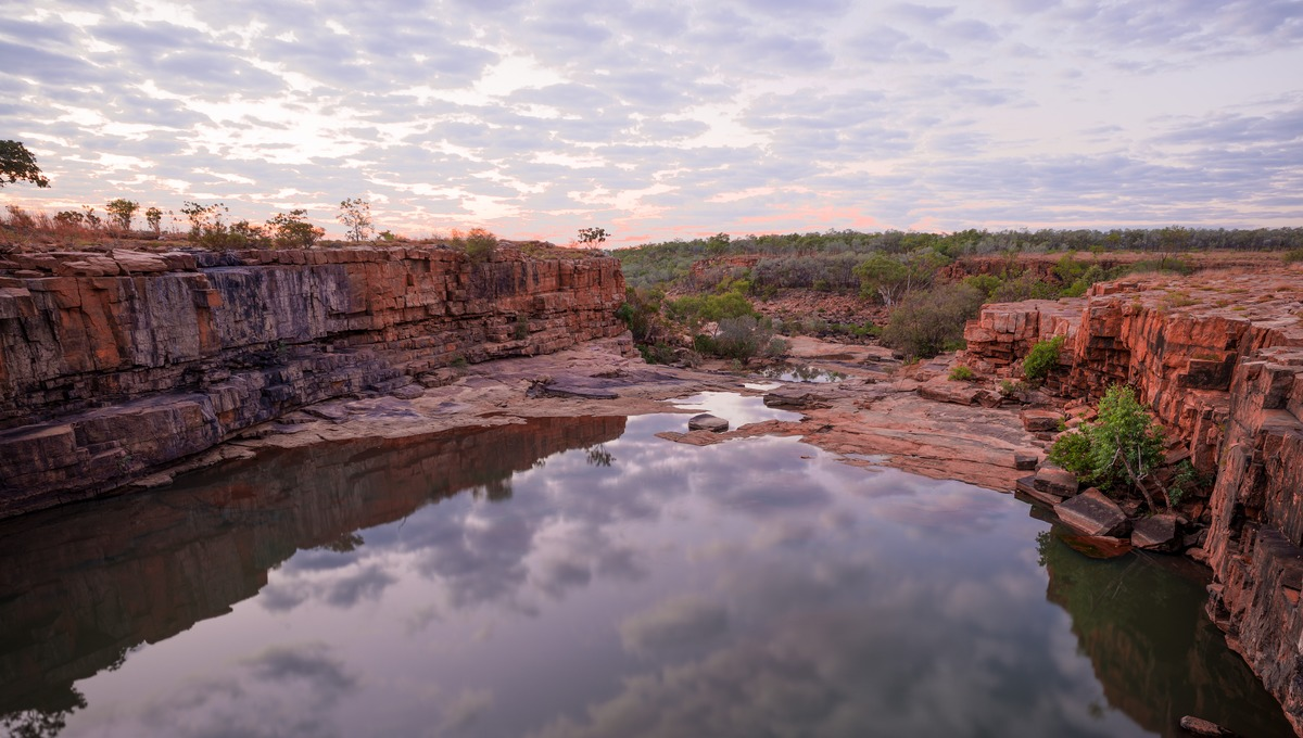 Australasia & Pacific expedition cruises - Bindoola Gorge, Kimberley region