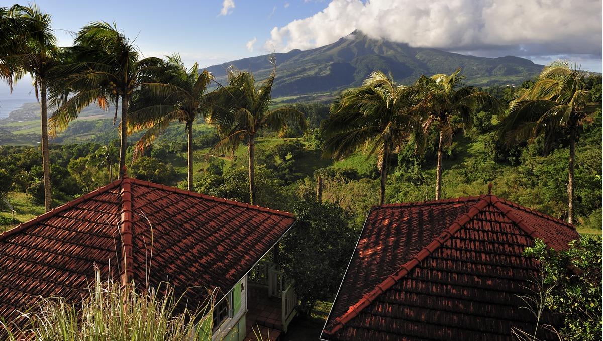 Costa Rica & Caribbean expedition cruises - Mount Pelée, Martinique