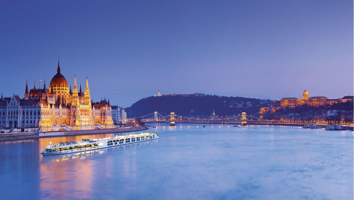 Scenic River Cruises in Budapest