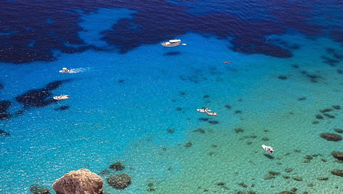 Gulf of Cagliari, Italy