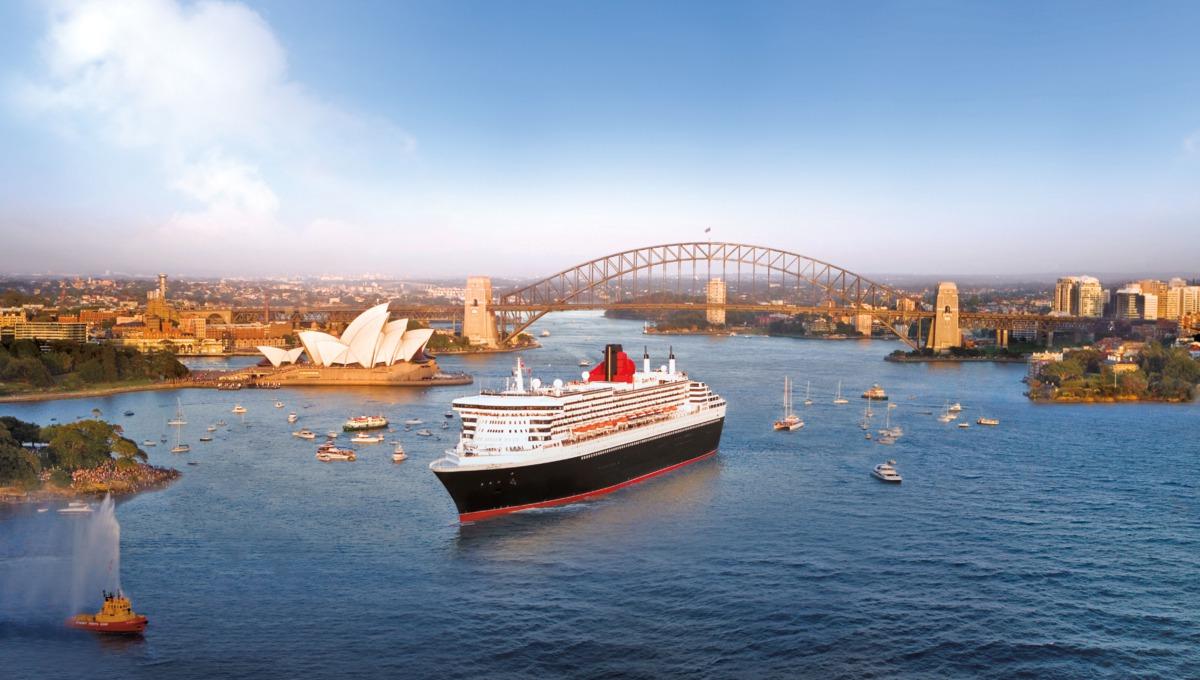 Queen Mary 2 Sydney