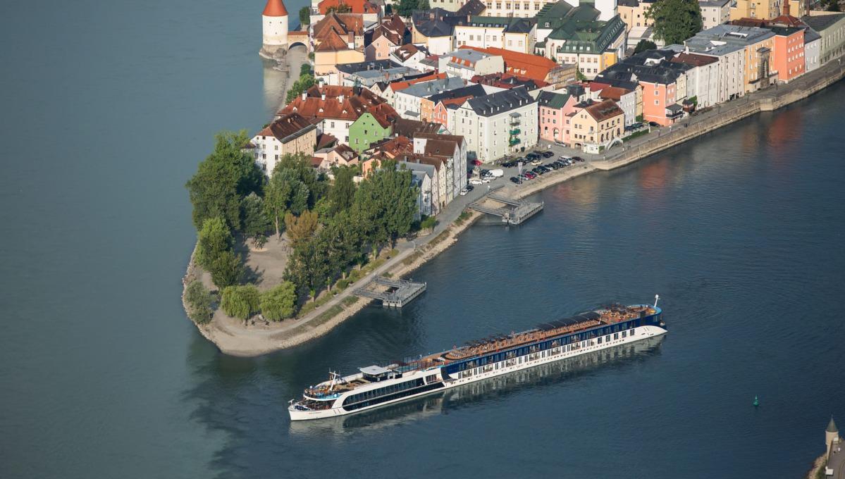 AmaPrima Aerial Passau