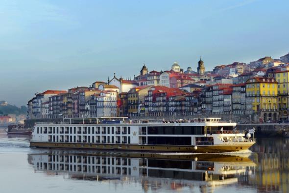 AmaVida on the Douro river, Portugal
