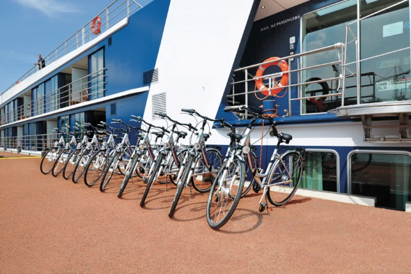 Bicycles on AmaBella