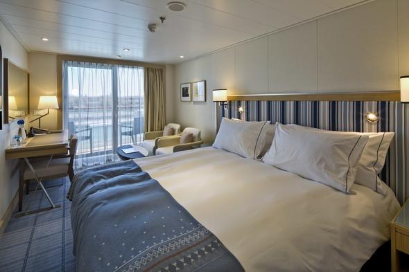 Viking Ocean Cruises - Deluxe Veranda Stateroom