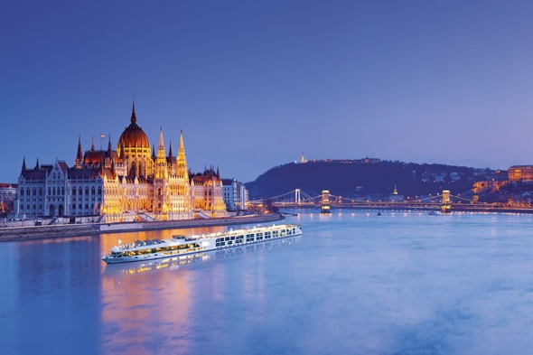 Scenic River Cruises in Budapest, Hungary