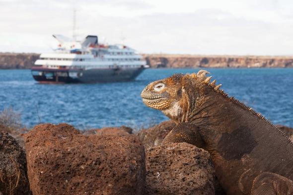 Silversea Expeditions - Silver Galapagos