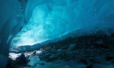 Blue Ice Cave, Juneau, Alaska