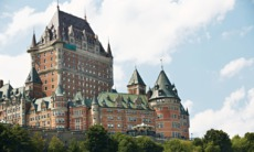 Chateau Frontenac, Québec City