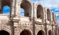 Roman amphitheatre, Arles