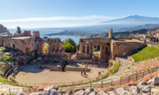 Ancient Greek Theatre, Taormina