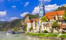 Durnstein, Wachau Valley, Austria