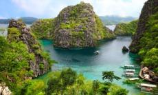 Busuanga Island, Palawan, Philippines