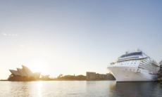 Celebrity Cruises - Solstice Class in Sydney