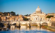 Tiber River, Rome