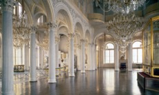 Pavilion Hall at The Hermitage, St Petersburg