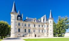 Château Pichon Longueville, Pauillac, France