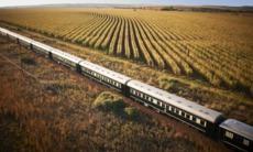 Rovos Rail, South Africa