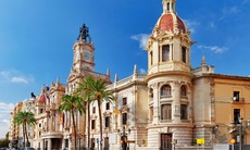 Architecture in Valencia, Spain