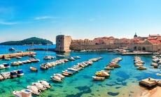 Old Town bay, Dubrovnik