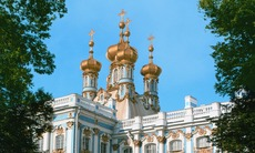 Catherine's Palace, St Petersburg