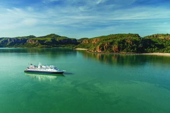 National Geographic Orion Kimberley Coast Australia