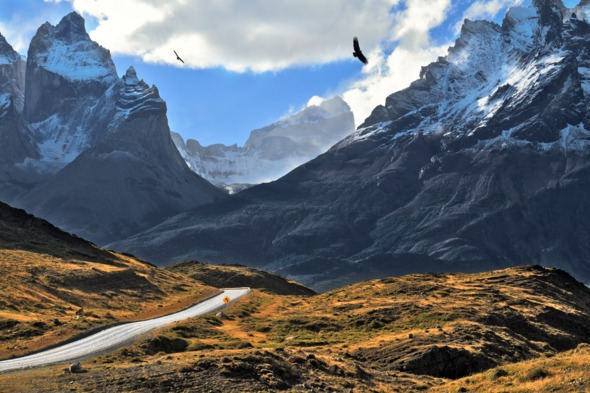 Chilean Andes, Patagonia