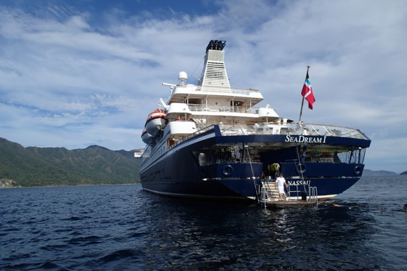 SeaDream Yacht Club review - Cruising the Caribbean
