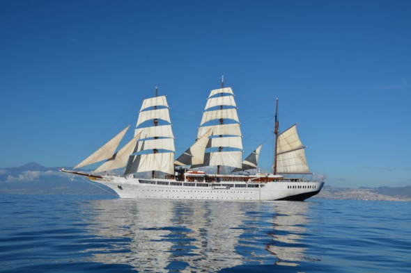 Sea Cloud II review
