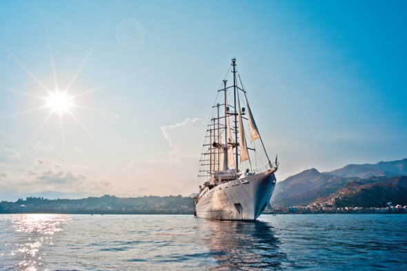 Windstar Cruises - Wind Surf review