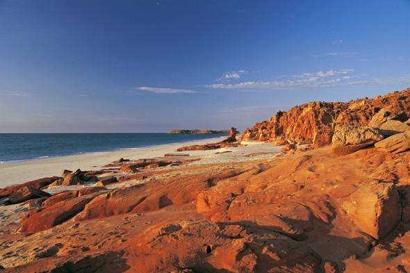 Expedition cruising on Australia's Kimberley Coast