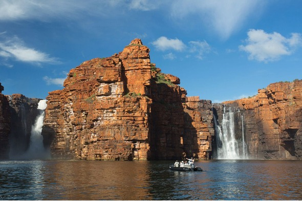 Silversea Expeditions review - Kimberley coast, Australia