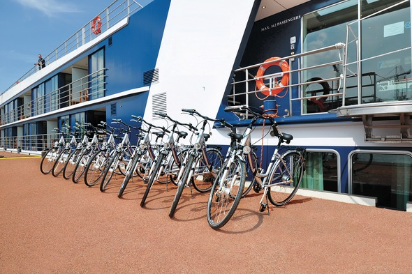 AmaWaterways - Bicycles