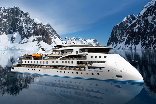 Aurora Expeditions' new XBOW ship