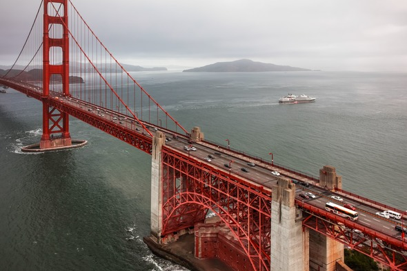 Visit San Francisco on Ponant's unique Christie's cruise