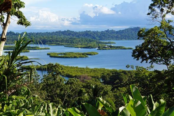 Bocas del Toro archipelago, Panama