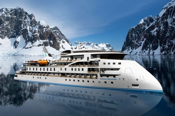 Aurora Expeditions - Xbow ship