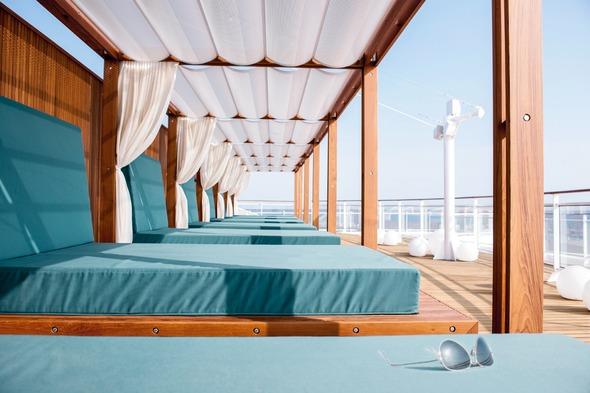 Hapag-Lloyd Cruises - Europa 2 daybed