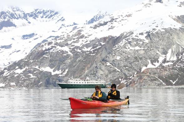 UnCruise Adventures - Kayaking in Alaska