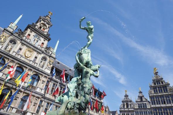 Great Market Square, Antwerp