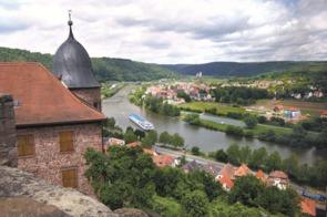 Uniworld River Empress in Wertheim