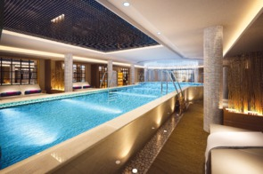 Uniworld Century Legend indoor pool
