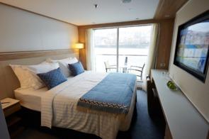 Viking Douro ship - Veranda stateroom