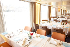 Viking Douro ship - Restaurant