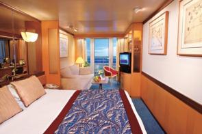 Holland America Line cruises - MS Volendam Verandah Suite
