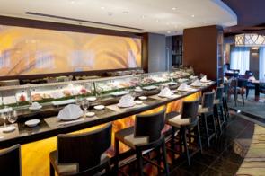 Crystal Cruises - Crystal Symphony Sushi Bar